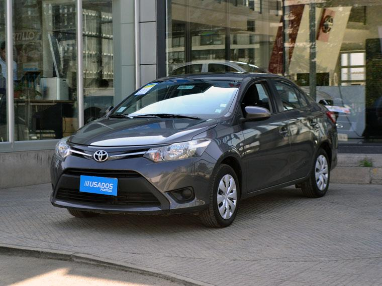 Toyota Yaris Sedan 1.5 Gli E Mt 2014  Usado en Automotriz Portillo