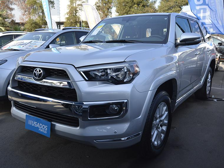 Toyota 4 Runner Ltd 4.0 Aut 2019  Usado en Automotriz Portillo