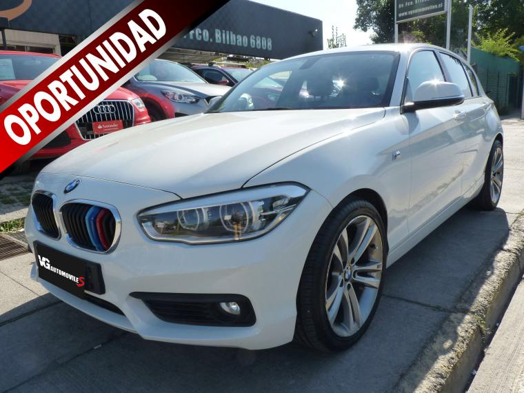 Bmw 120 2.0 Twin Turbo Look M At 2016  Usado en Auto-Usado