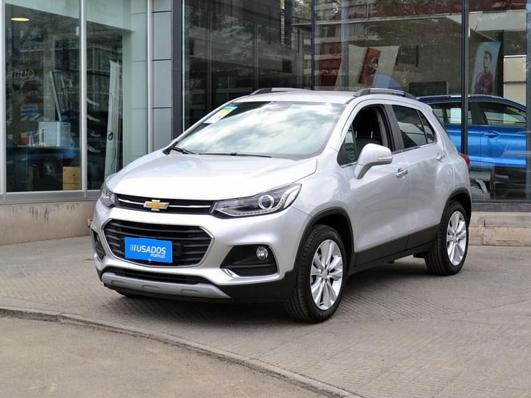 Chevrolet Tracker Lt Awd 1.8 2018  Usado en Automotriz Portillo