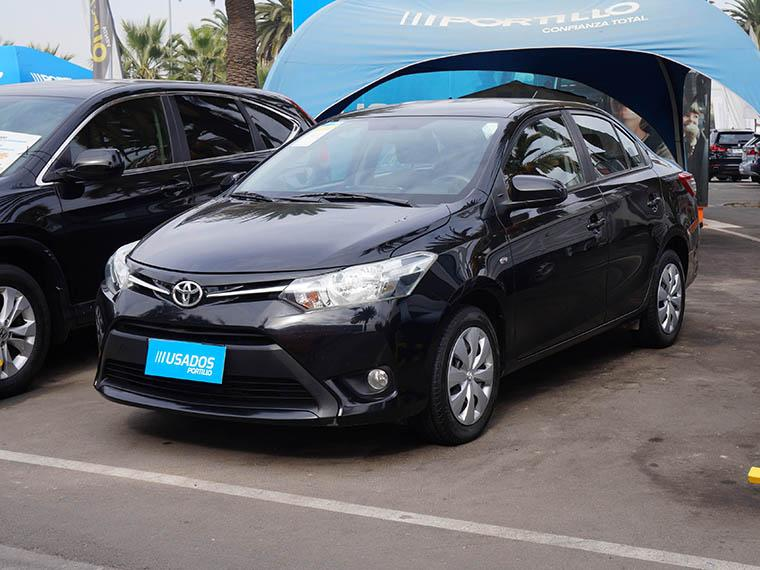 Toyota Yaris Sedan 1.5 Gli E Mt 2016  Usado en Automotriz Portillo