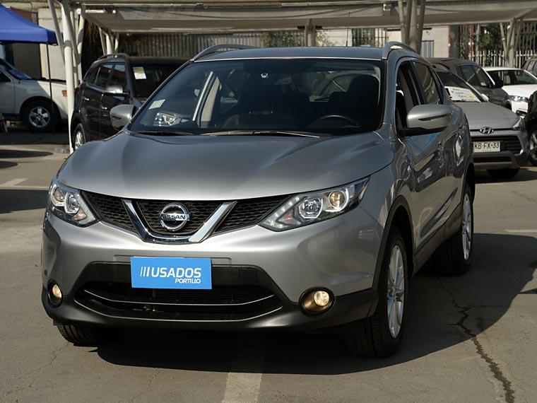 Nissan Qashqai Advance 2.0 Mt 2018  Usado en Automotriz Portillo