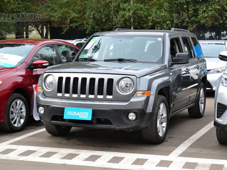 Jeep Patriot 4x4 2.4 Aut 2012  Usado en Automotriz Portillo