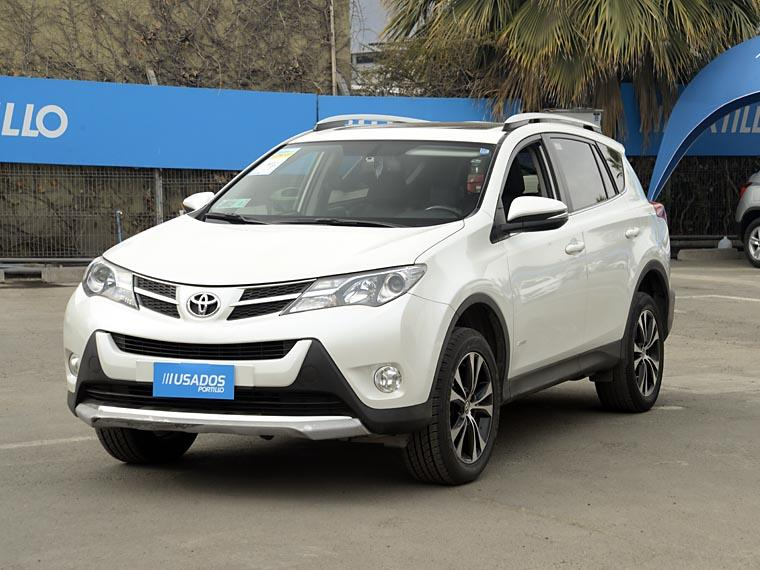 Toyota Rav4 4x4 2.5 At 2015  Usado en Automotriz Portillo