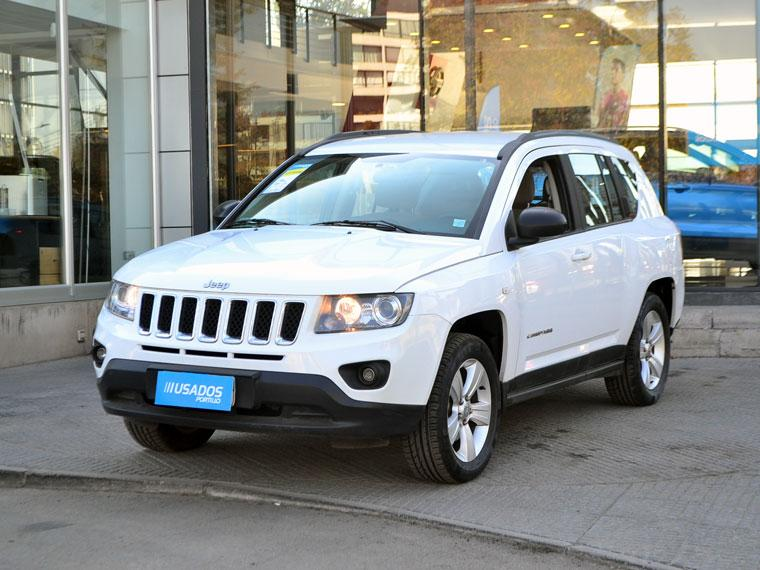 Jeep Compass 2.4 Sport 4x4 At 2015  Usado en Automotriz Portillo