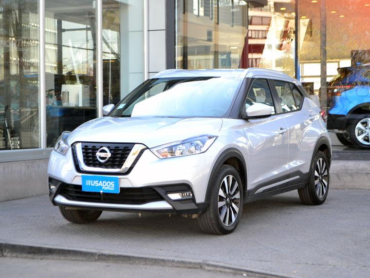 Nissan Kicks Advance 1.6 Mt 2017  Usado en Automotriz Portillo