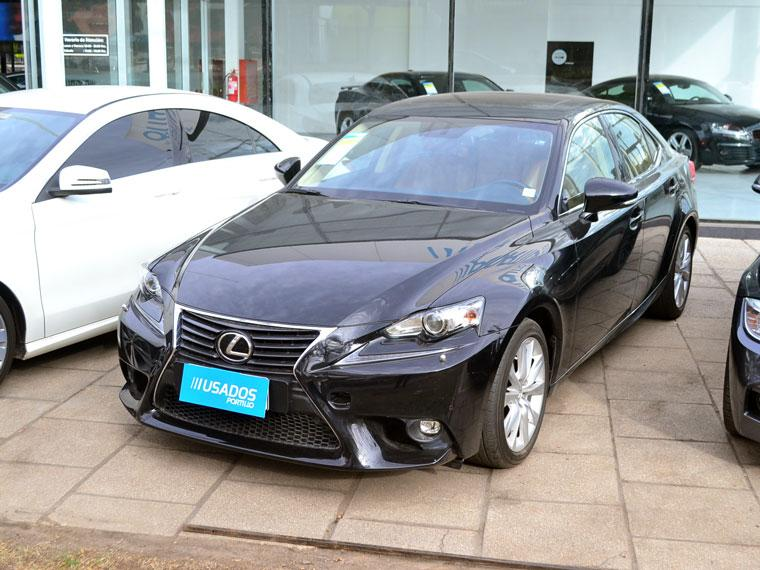 Lexus Is200t 2.0 Aut 2016  Usado en Automotriz Portillo