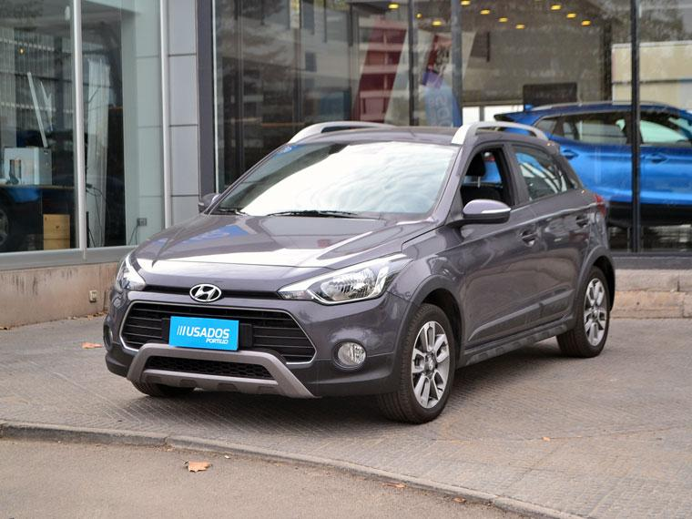 Hyundai I20 Active Gl Hb 1.4 At 2018  Usado en Automotriz Portillo