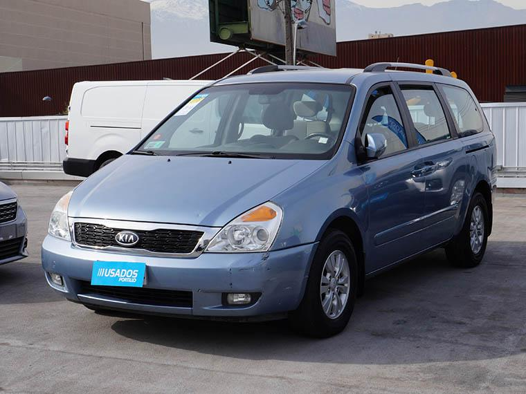 Kia Grand Carnival Ex Full 2.2 Aut 2014  Usado en Automotriz Portillo
