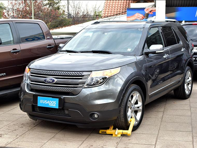 Ford Explorer Ltd 4x4 3.5 Aut 2015  Usado en Automotriz Portillo