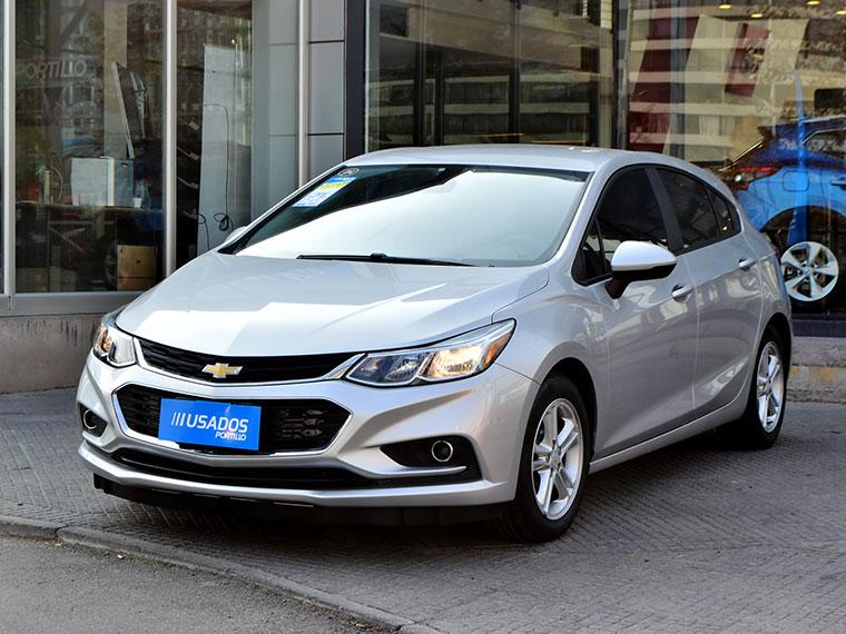 Chevrolet Cruze Lt Hb 1.4 At 2017  Usado en Automotriz Portillo