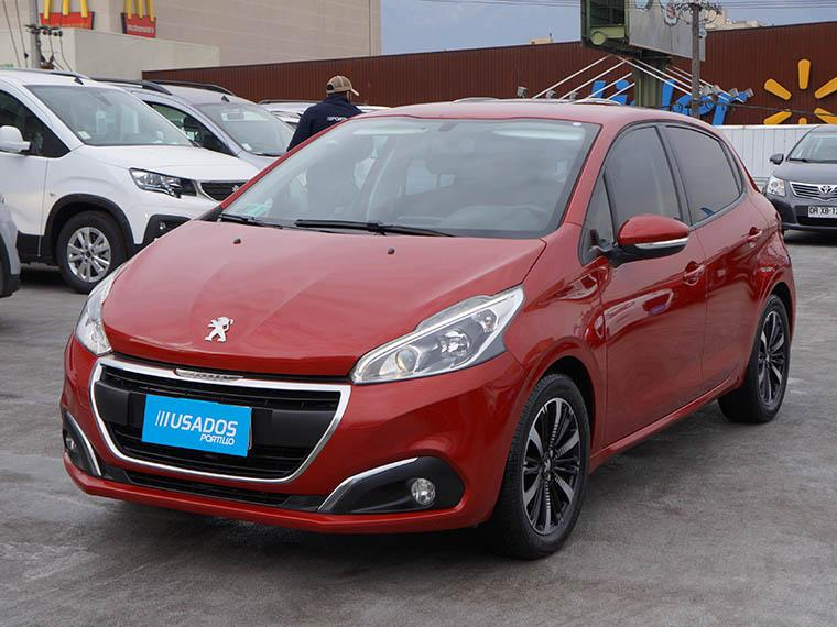 Peugeot 208 Pure Tech Hb 1.2 2018  Usado en Automotriz Portillo