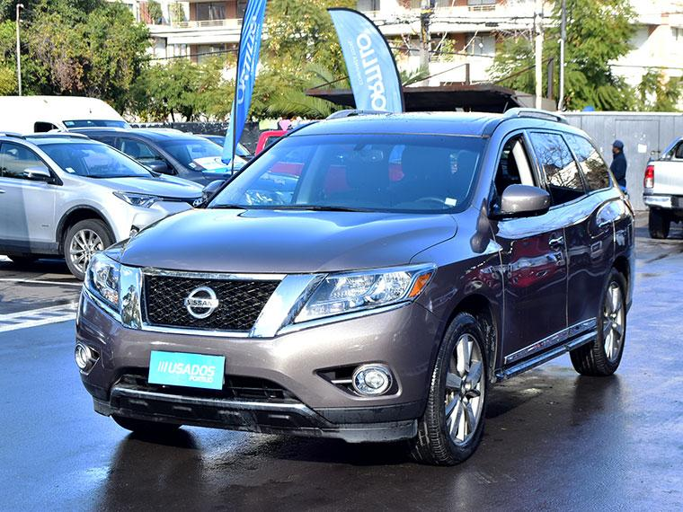 Nissan Pathfinder Advance 3.5 Cvt 2014  Usado en Automotriz Portillo