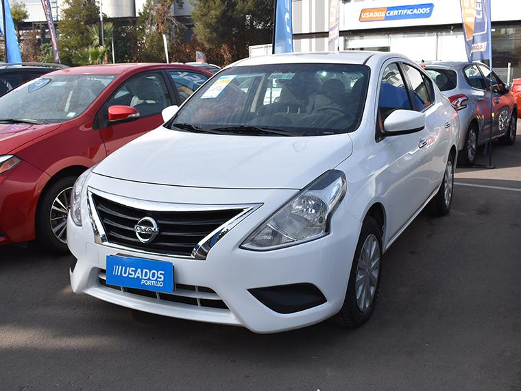 Nissan Versa Sence 1.6 At 2016  Usado en Automotriz Portillo