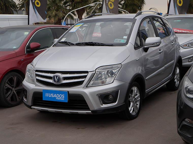 Changan Cs1 Cross 1.4 2017  Usado en Automotriz Portillo