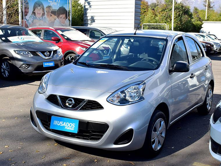 Nissan March K13 Hb 1.6 2018  Usado en Automotriz Portillo
