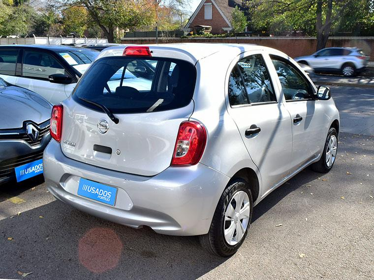Nissan March  March K13 Hb 1.6 2018  Usado en Automotriz Portillo