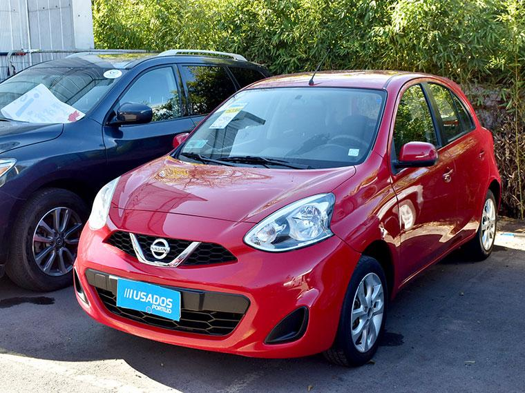 Nissan March Sport Sense 1.6 2015  Usado en Automotriz Portillo