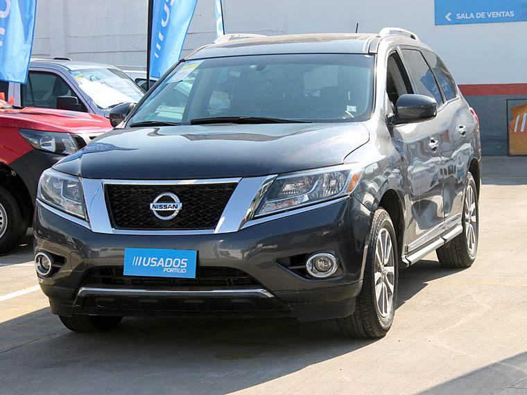 Nissan Pathfinder Advance 3.5 Aut 2015  Usado en Automotriz Portillo