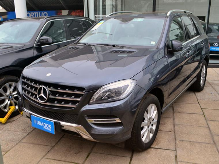 Mercedes benz Ml 350 Blue Efficiency 2014  Usado en Automotriz Portillo