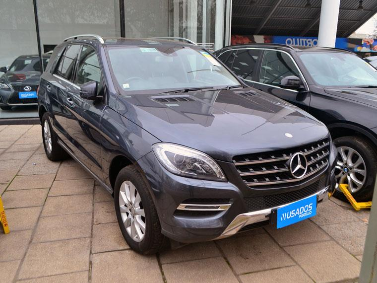 Mercedes benz Ml 350 Ml 350 Blue Efficiency 2014  Usado en Automotriz Portillo