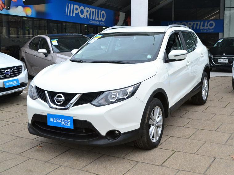 Nissan Qashqai Advance 2.0 2015  Usado en Automotriz Portillo