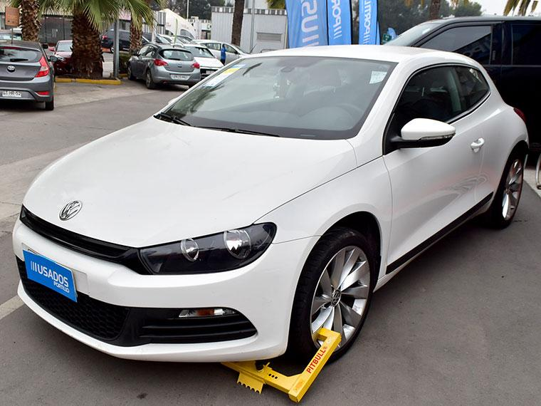 Volkswagen Scirocco 1.4 At 2015  Usado en Automotriz Portillo