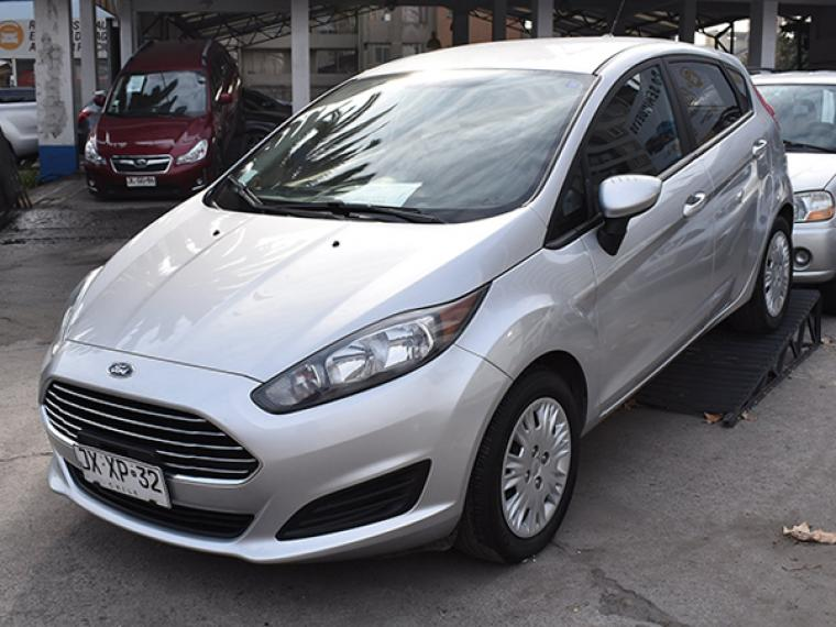 Ford Fiesta  1.6 Mt 2018