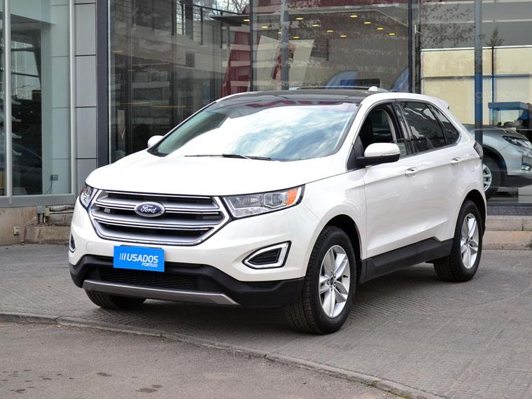 Ford Edge Sel 3.5l Awd 2018  Usado en Automotriz Portillo
