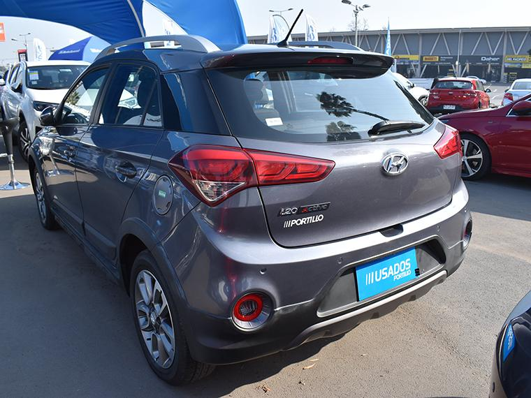 Hyundai I-20 I20 Active Gl Hb 1.4 At 2018  Usado en Automotriz Portillo
