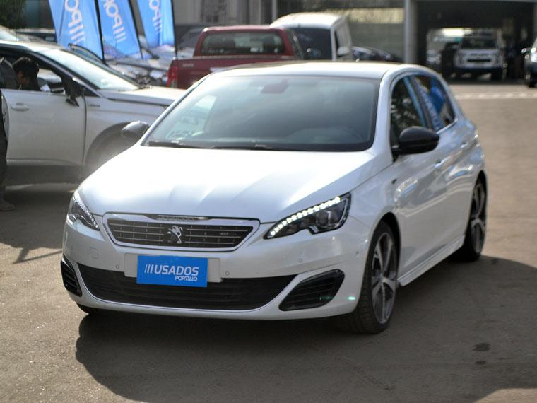 Peugeot 308 Gt 2.0 Bluehdi 180hp Eat6 2016  Usado en Automotriz Portillo