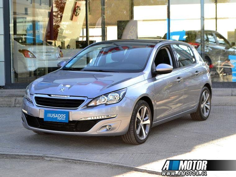Peugeot 308 Allure 1.2 At 2016  Usado en Automotriz Portillo