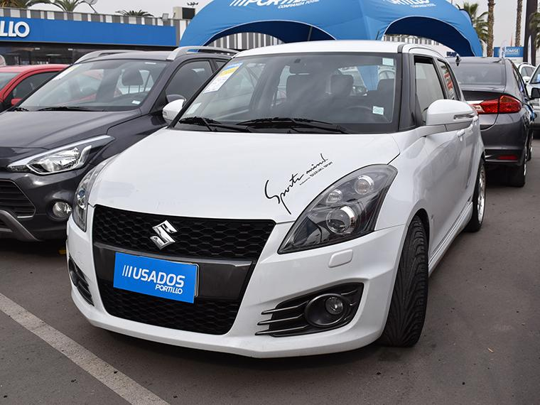 Suzuki Swift Sport Hb 1.6 2015  Usado en Automotriz Portillo