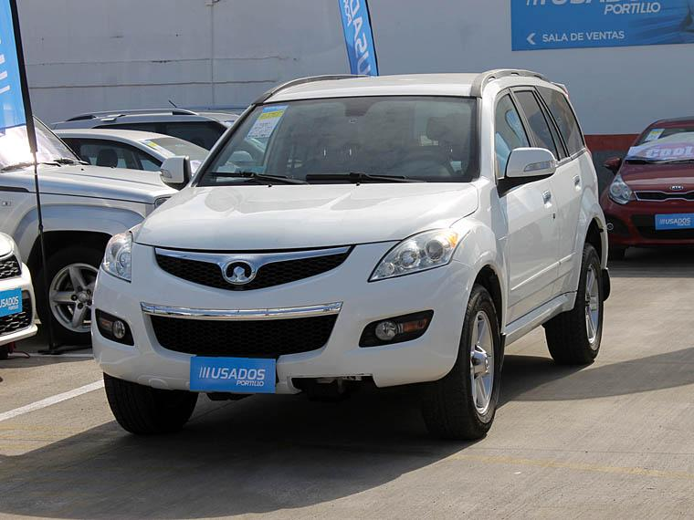 Great wall Haval H5 Lx  2.4 2014  Usado en Automotriz Portillo