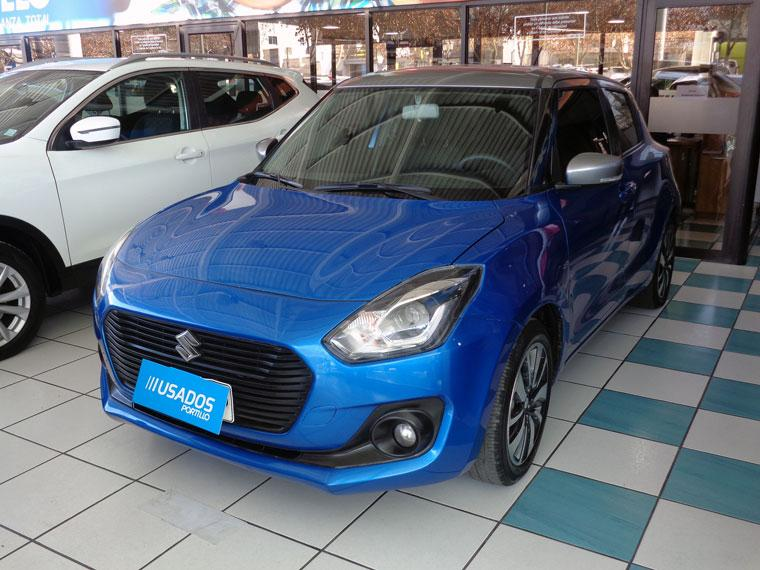 Suzuki Swift Glx Hb 1.2 2018  Usado en Automotriz Portillo