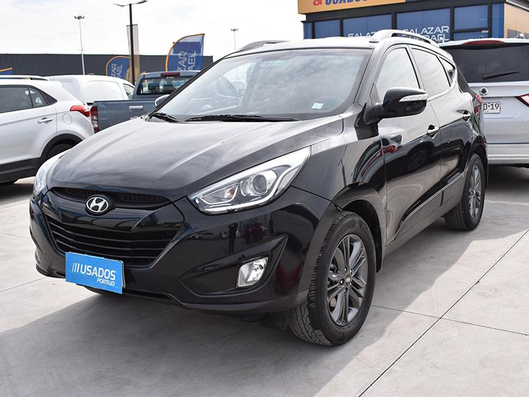 Hyundai New Tucson  Gl 2.0 At 2014  Usado en Automotriz Portillo