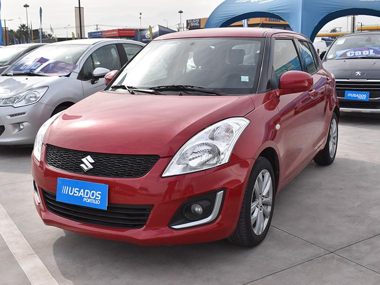 Suzuki Swift Gls 1.2 2016  Usado en Automotriz Portillo