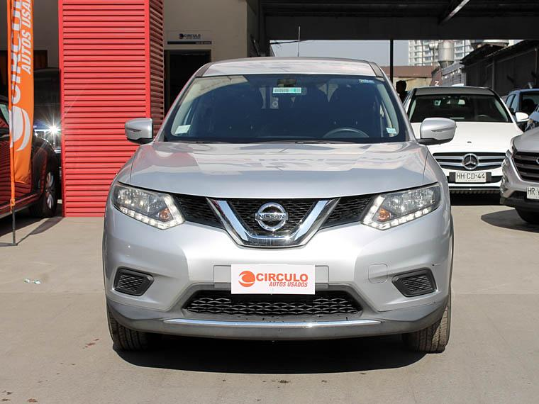 NISSAN X-TRAIL  2.5 AT 2016