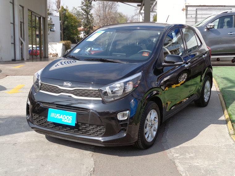 Kia Morning Ex 1.2 Aut 2019  Usado en Automotriz Portillo