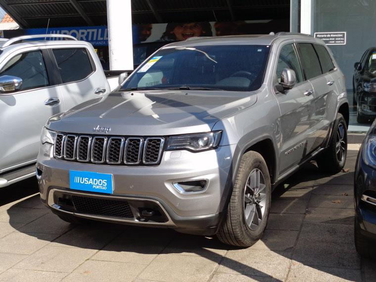 Jeep Grand Cherokee Ltd 4x4 3.0 Aut 2018  Usado en Automotriz Portillo