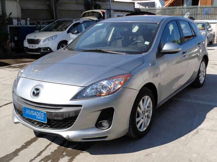 Mazda 3 Sport V 1.6 At 2012  Usado en Automotriz Portillo