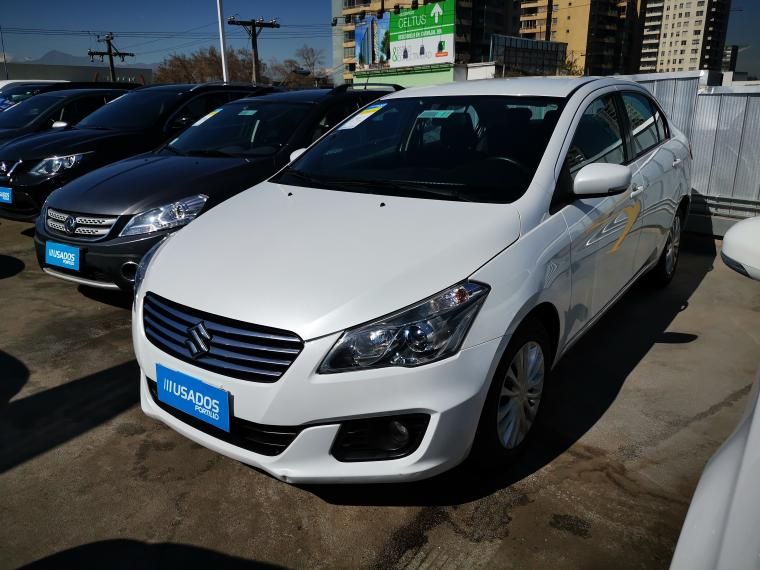 Suzuki Ciaz 1.4 At 2017  Usado en Automotriz Portillo
