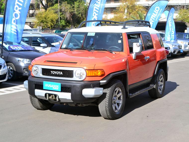 Toyota Fj Crusier Limited 4.0 Aut 4x4 2014  Usado en Automotriz Portillo