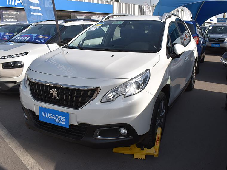 Peugeot 2008 Active Bluehdi 1.6 2017  Usado en Automotriz Portillo