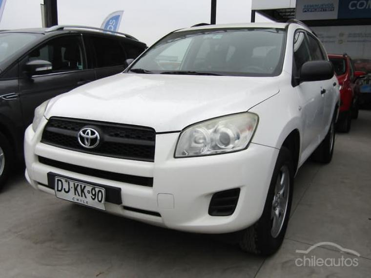 Toyota Rav4  Lujo At 4x2 2012