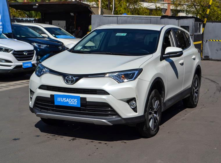 Toyota Rav4 2.0 At 2016  Usado en Automotriz Portillo