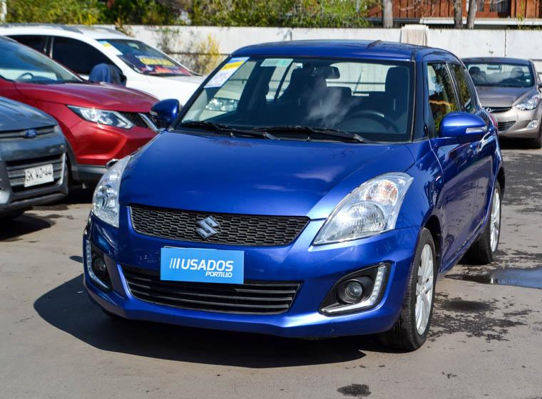 Suzuki Swift Glx 1.2 At 2017  Usado en Automotriz Portillo