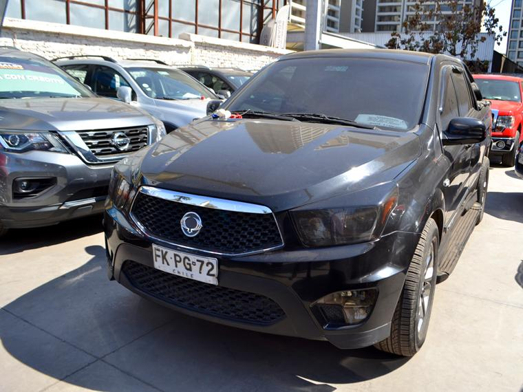 Ssangyong Actyon sport At 2013