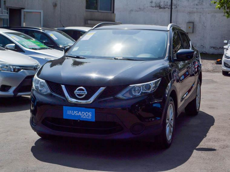 Nissan New Qashqai Advance 2.0 Cvt 2016  Usado en Automotriz Portillo