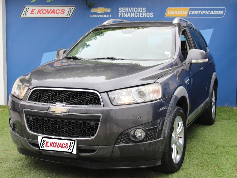 Chevrolet Captiva  Iii Lt Full Awd 2.2 At2.2 At